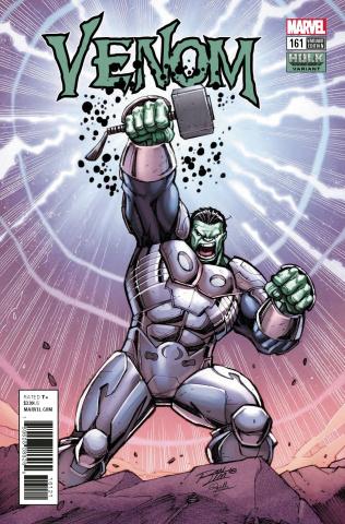 Venom #161 (Hulk Cover)