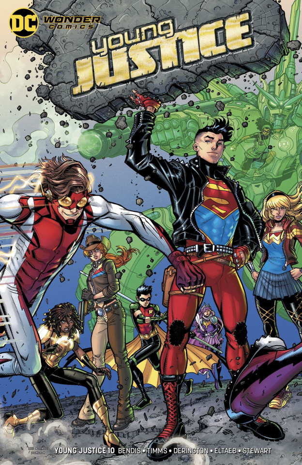 Young Justice #10 (Variant Cover)