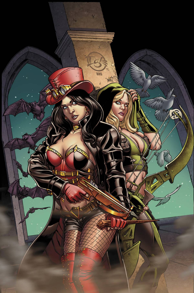 Grimm Fairy Tales: Robyn Hood #13 (Igle Cover)