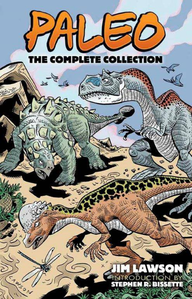 Paleo: The Complete Collection