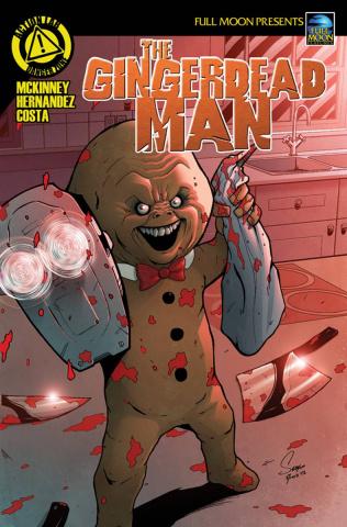 The Gingerdead Man: Baking Bad
