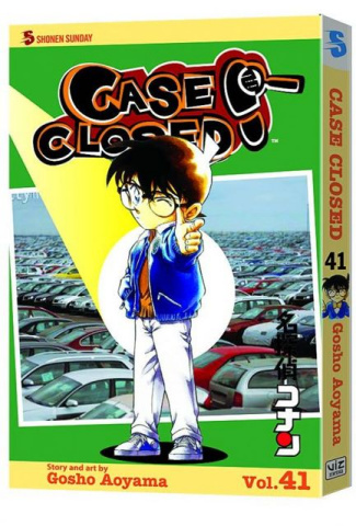 Case Closed Vol. 41