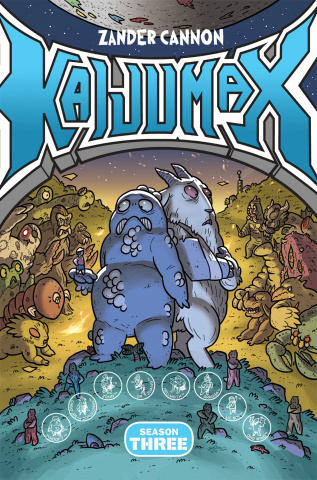 Kaijumax Vol. 3: The King of Monstas