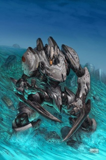 Pacific Rim: Tales from the Drift #2 (10 Copy Pat Lee Cover)