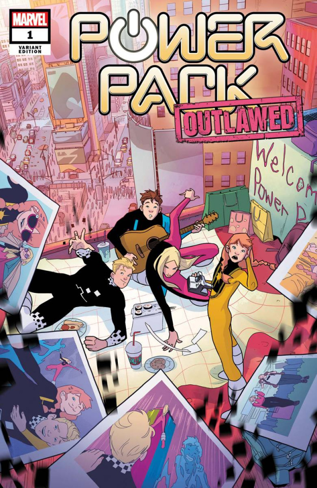 Power Pack #1 (Leon Cover)