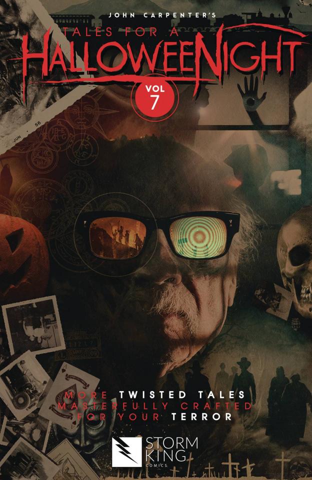 Tales for a HalloweeNight Vol. 7