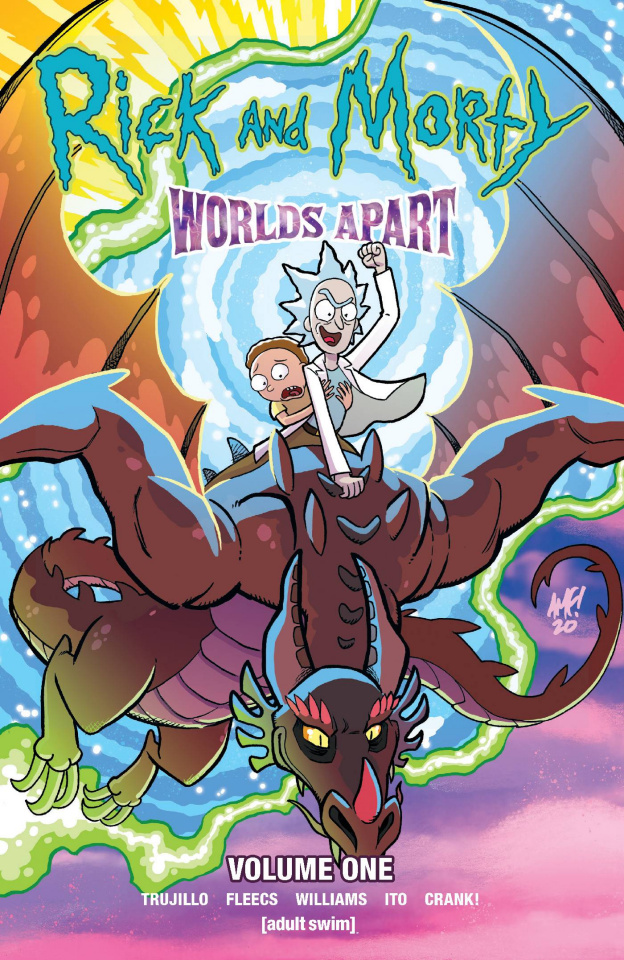 Rick and Morty: Worlds Apart