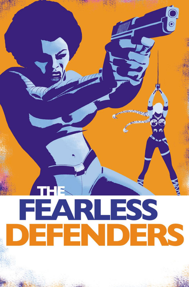 The Fearless Defenders #2 (Martin Cover)