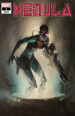 Nebula #1 (Robinson Cover)