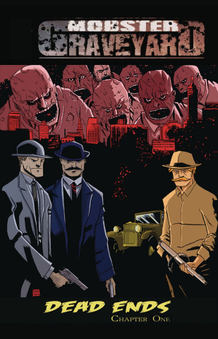 Mobster Graveyard #1