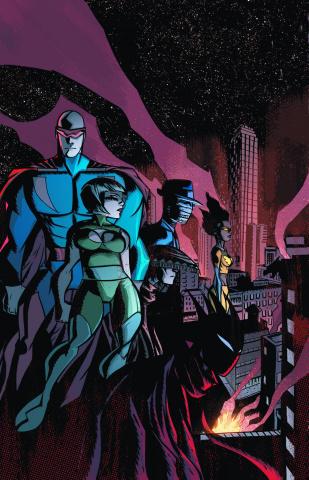 The Victories #1: Transhuman