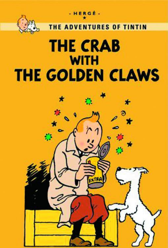 The Adventures of Tintin: The Crab with the Golden Claw