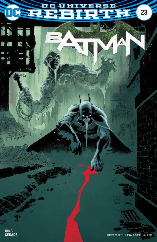 Batman #23 (Variant Cover)