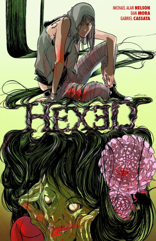 Hexed: The Harlot and The Thief Vol. 1