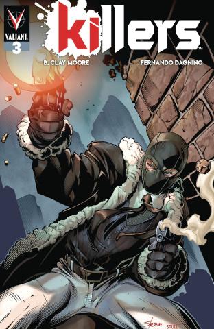 Killers #3 (Stroman Cover)