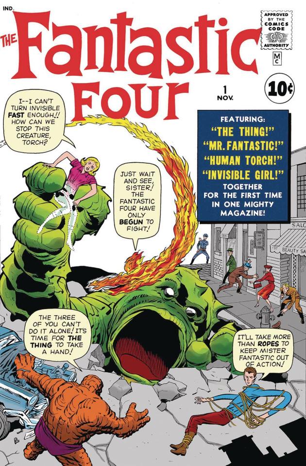 Fantastic Four #1 (Facsimile Edition)