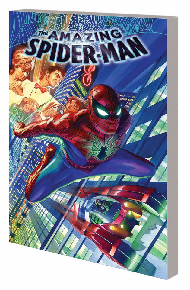 The Amazing Spider-Man Vol. 1: Worldwide