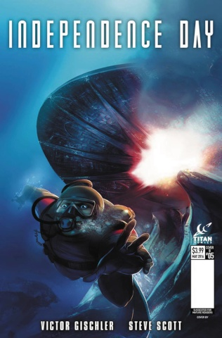 Independence Day #5 (Cover B)