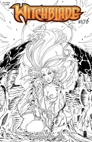 Witchblade #179 (Braga Cover)