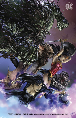 Justice League Dark #6 (Variant Cover)