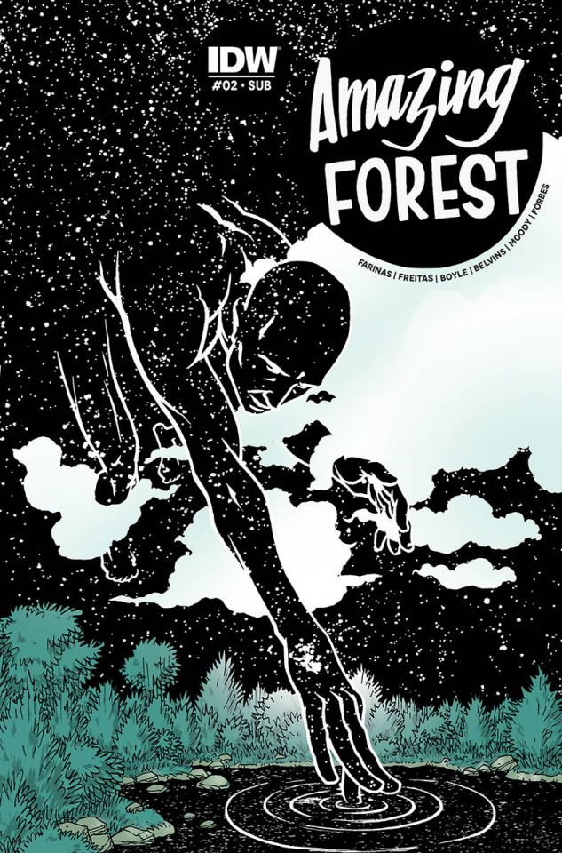 Amazing Forest #2 (Subscription Cover)