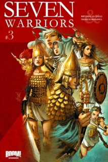7 Warriors #3