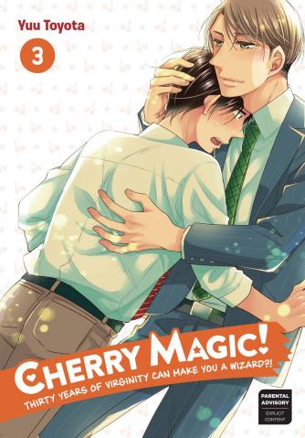 Cherry Magic Vol. 3