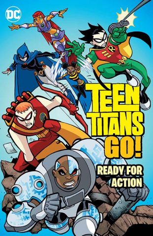 Teen Titans Go: Ready For Action
