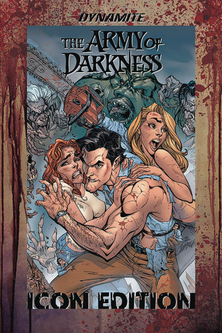 Death to the Army of Darkness #1 (60 Copy Campbell Icon Cover)