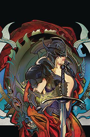 Black Knight #1 (Colapietro Cover)