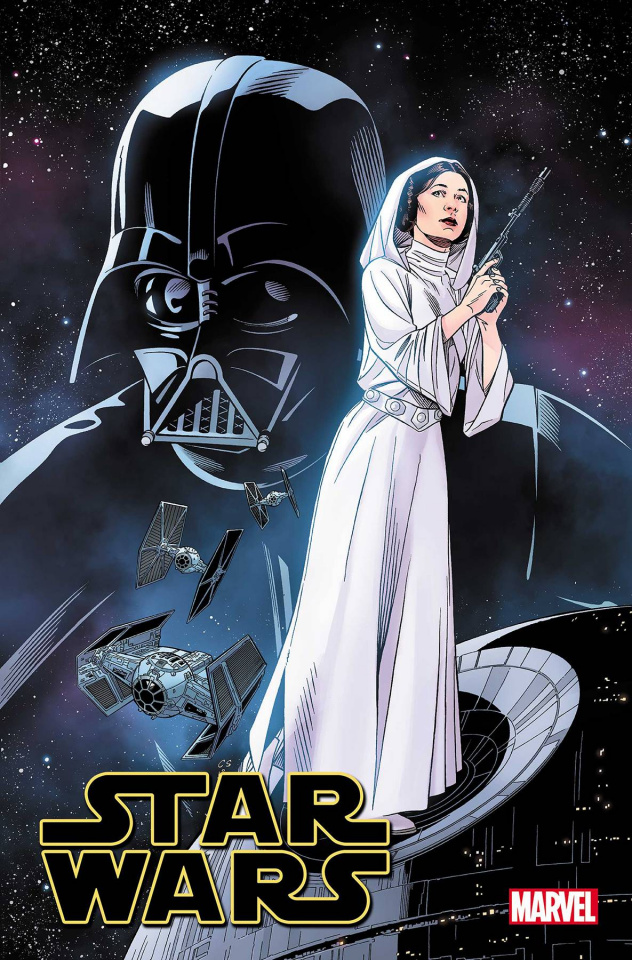 Star Wars #14 (Sprouse Lucasfilm 50th Anniversary Cover)