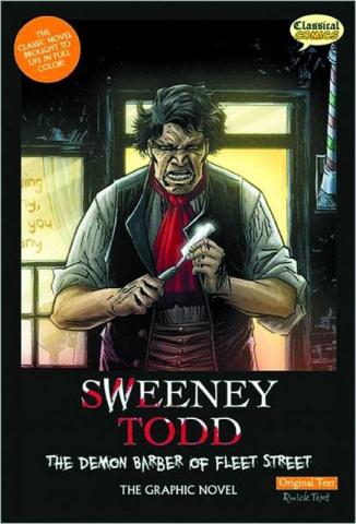 Sweeney Todd: The Demon of Fleet Street
