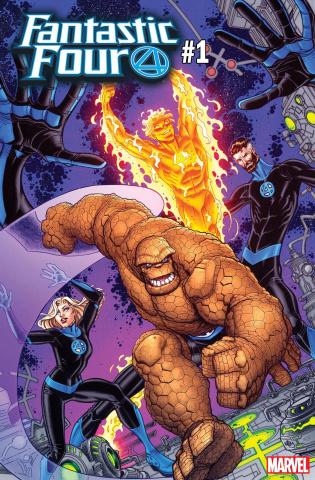 Fantastic Four #1 (Bradshaw Cover)