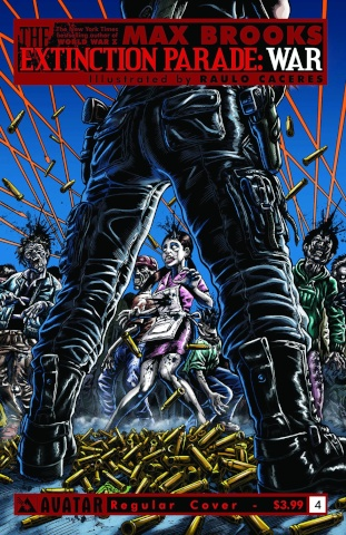 The Extinction Parade: War #4