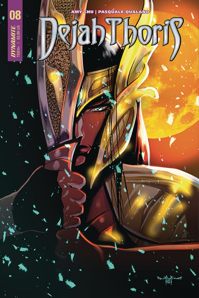 Dejah Thoris #8 (Qualano Cover)