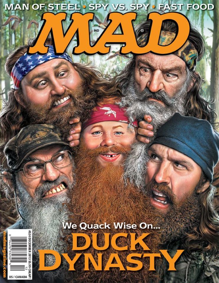 MAD Magazine #524