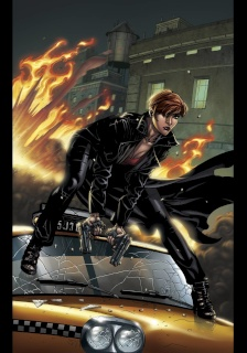 Grimm Fairy Tales: Inferno - Age of Darkness (Johnson Cover)