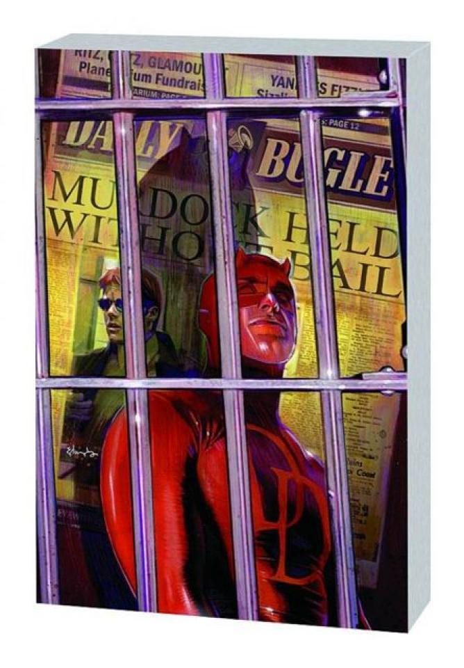 Daredevil by Brubaker & Lark Book 1