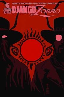 Django / Zorro #6 (Francavilla Cover)