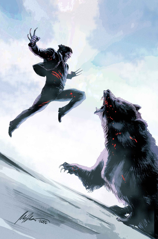 Wolverine: The Long Night #3