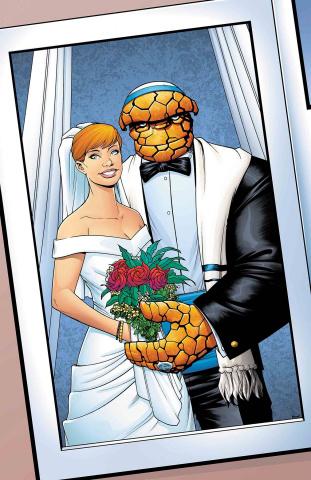 Fantastic Four: Wedding Special #1 (McKone Cover)