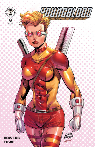 Youngblood #6 (Liefeld Cover)