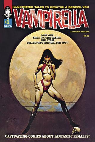 Vampirella #1 (1969 Replica Red Foil Cover)