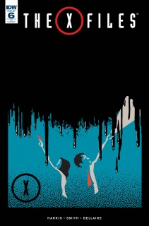 The X-Files #6 (10 Copy Cover)