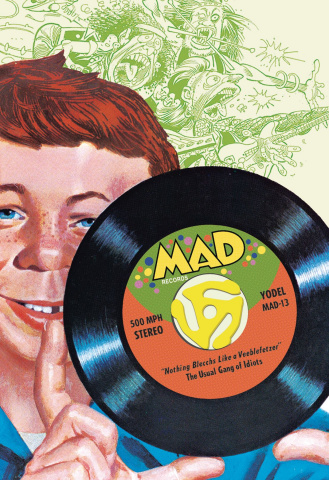 MAD Magazine #13