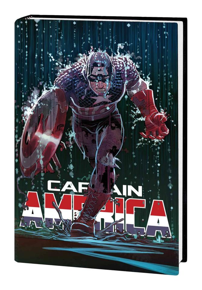 Captain America by Rick Remender (Omnibus Romita Jr Cover)