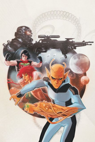 The Legion of Super Heroes Vol. 1: Hostile World