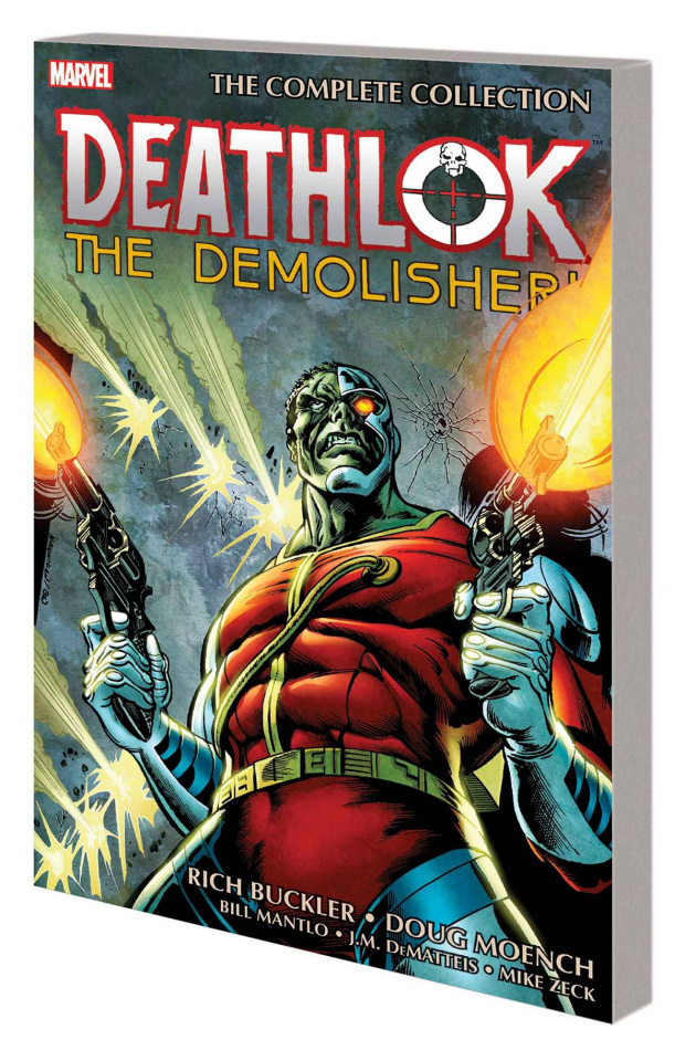 Deathlok: The Demolisher Complete Collection