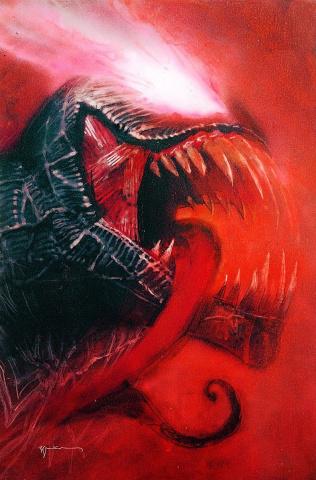 Venom Annual #1 (Sinekiewicz Cover)