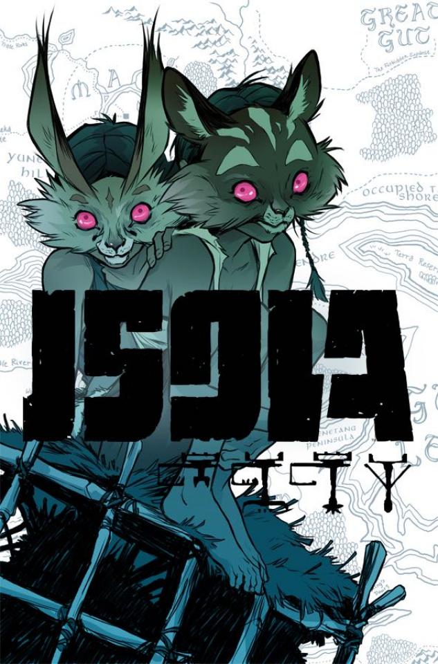 Isola #9 (Kerschl Cover)